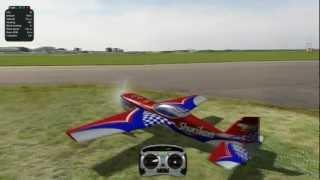 Voro's 3d School: Harrier Flying Tutorial