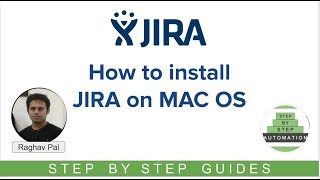 JIRA Beginner Tutorial - How to Install JIRA on MAC | Setup JIRA server on mac os