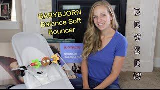 REVIEW: Babybjorn Balance Soft Bouncer