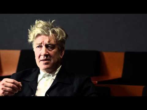 David Lynch on Hot Press Natural