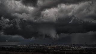 Weather Disaster Johannesburg - South Africa