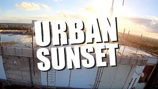 FPV-DIRK: URBAN SUNSET - SURFING THE BIGGEST BLOG IN TOWN (NOCUTS, EPIC, CINEMATIC) (2.7K/60p)
