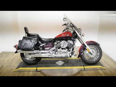 2000 Yamaha V-Star 650 Classic in Wauconda, Illinois - Video 1