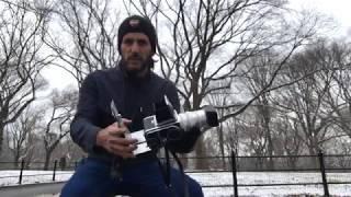 Hasselblad 500cm Behind the Camera Wedding #2 Film