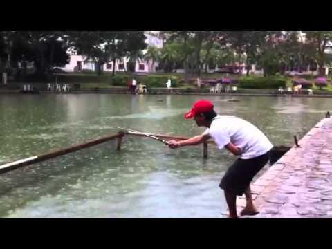 Custom Anglers @ Pasir Ris Fishing Pond (Ah Yo)