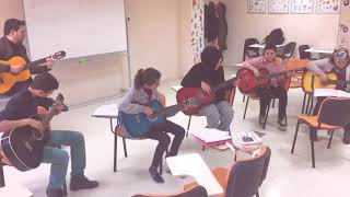 Fabrika Kızı (Gitar Solo)