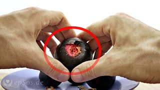 How to Open up Mangosteen Properly.