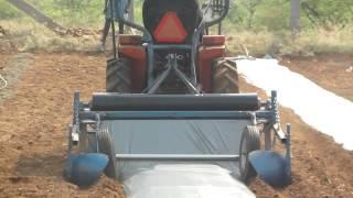Watermelon Cultivation (Using Automated Plastic Mulches - P.K.Jayakrishnan)