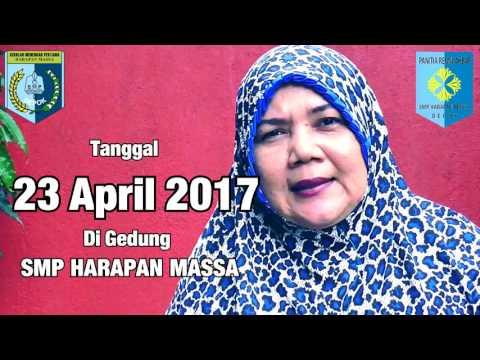 Video Video Promo Undangan Reuni Akbar SMP HARAPAN MASSA