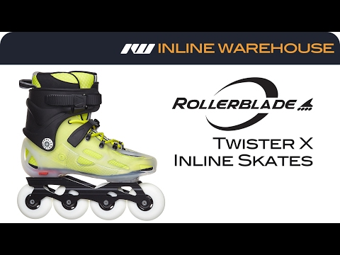 2017 Rollerblade Twister X Inline Skates Review