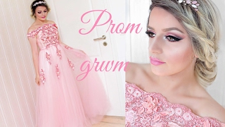 PROM GRWM Hair&Makeup dress by LighInTheBox