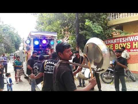 Lamba lamba song by sargam pad band hyd saidabad 9848850176