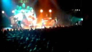 The Ark - Superstar (Live@Cirkus, Stockholm March 15th 2011)