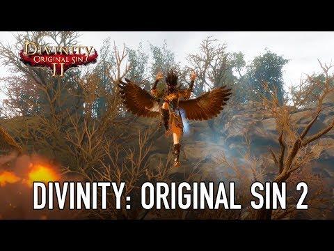 Bande-annonce pour introduire la version console de Divinity : Original Sin II