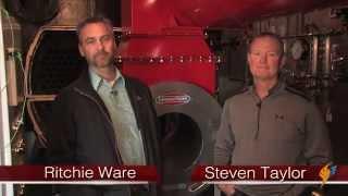 900 HP Mobile Boiler Rental Inside Look - Boiling Point