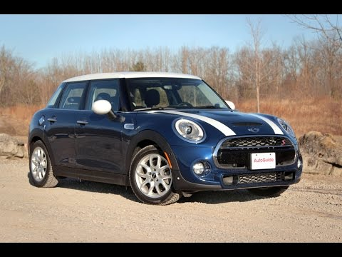 2015 MINI Cooper S 4-Door Review