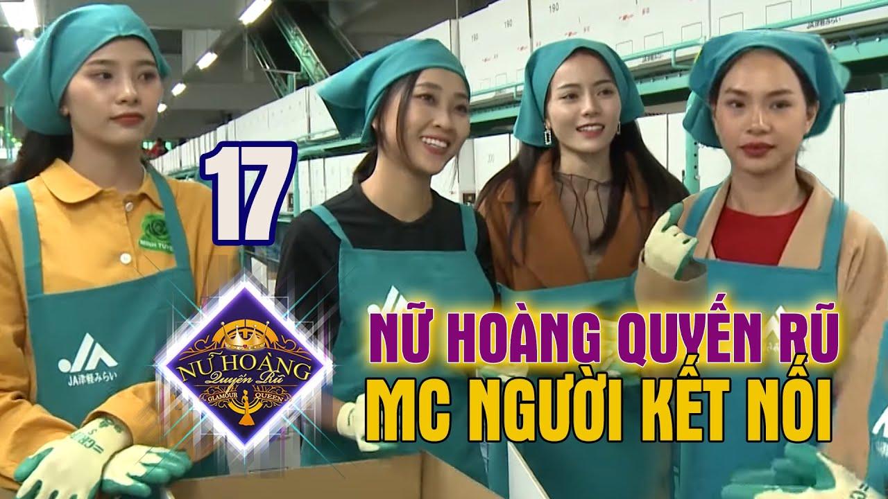 NỮ HOÀNG QUYẾN RŨ #17 FULL | Top 3 chân dài xúc động giúp người Việt xa xứ đoàn tụ gia đình tại Nhật