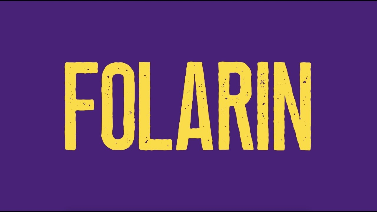 Wale - 09 FOLARIN (Official Audio)
