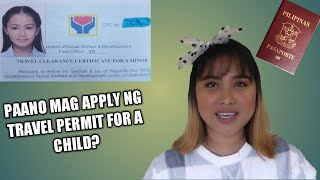 STEP BY STEP DETAILS ON HOW TO APPLY DSWD CLEARANCE FOR A CHILD.