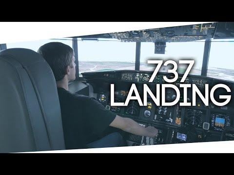 Imparare a pilotare un Boeing 737 [Ep.9 - Atterraggio]