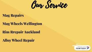 Need Top Experience Wheel Repair in Auckland
