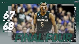Final 2 Minutes Of MICHIGAN STATE Vs. DUKE *Full Highlights* | March Madness | 3.31.2019