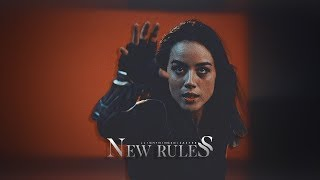 I've got new rules.