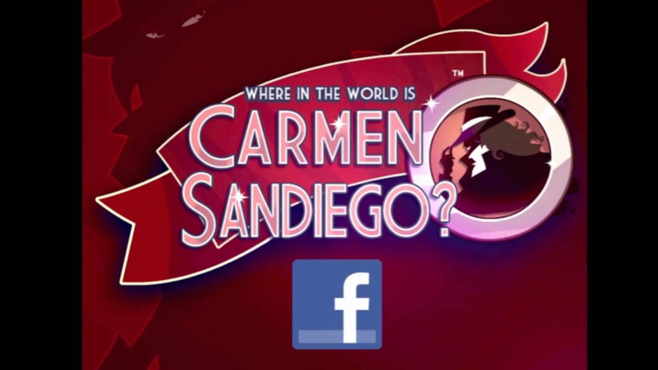 The Oregon Trail Leads Carmen Sandiego To Facebook