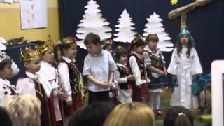 preview picture of video 'Przedszkole nr 3 Wadowice - Śpiewajmy Gloryja'