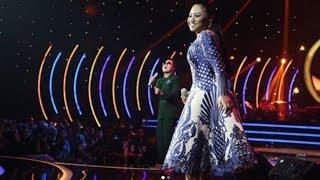 Setelah Kalahkan Ahmad Abdul di Result Show, Maria Simorangkir Jadi Juara Indonesian Idol 2018!