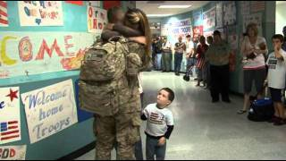 Troops At DFW Sep 24 2011