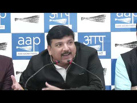 AAP RS MP writes to RS chair, seeks summoning of Attorney General of the Union govt in the house