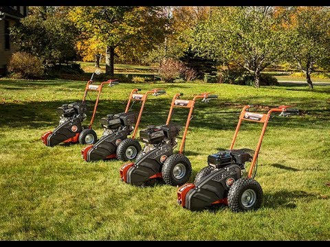 Product Video, ST4 19.6 Pro Self Propelled Stump Grinder New