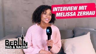 Berlin - Tag & Nacht - Interview mit Melissa Zerhau a.k.a. Jacky - RTL II