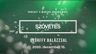 Beszélgetés Tuzson Bencével a drónok mezőgazdasági célú alkalmazásáról | SZÓVETÉS PODCAST #21