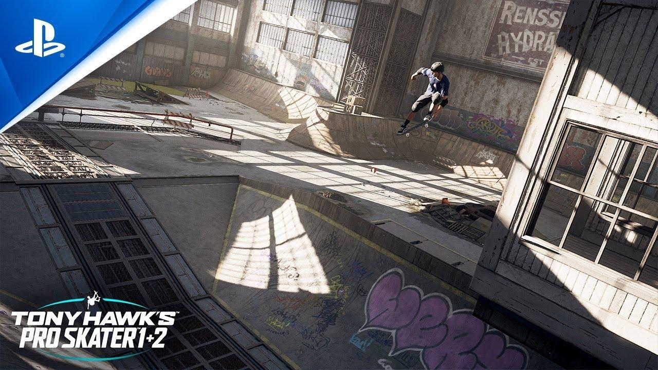 Warehouse-Demo zu Tony Hawk's Pro Skater 1 + 2: Alles, was ihr wissen müsst
