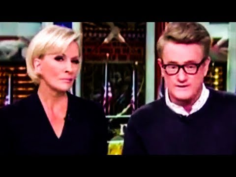 Joe Scarborough FREAKS OUT On Donald Trump, Pretends He Didn't Help Get Him Elected