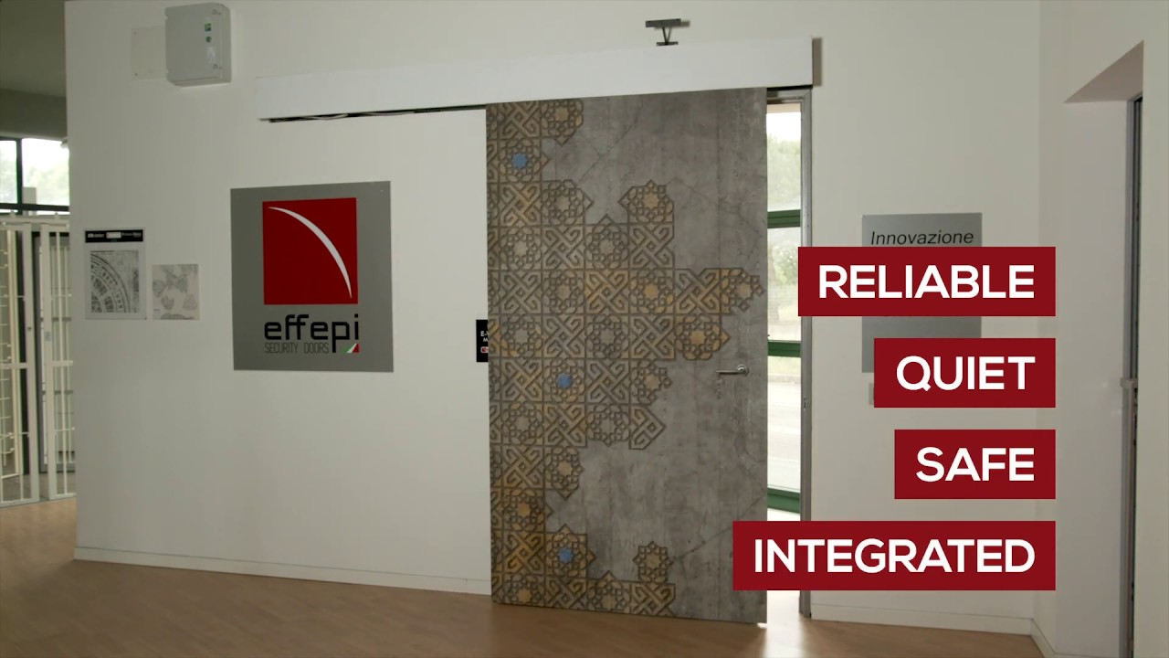 E-WAY: INNOVATION IN MOTION - Effepi Security Doors - Armored Doors Made in Ital