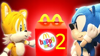 Sonic the Hedgehog - Tails' Happy Meal 2!