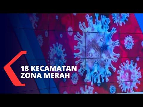 corona jember meningkat kecamatan masuk zona merah