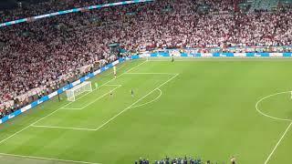 Italy England Euro 2020 Final Penalty Shootout FULL