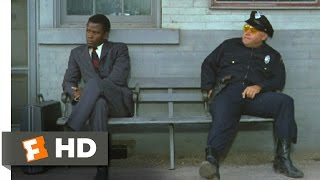 In the Heat of the Night (6/10) Movie CLIP - You're Gonna Stay Here (1967) HD
