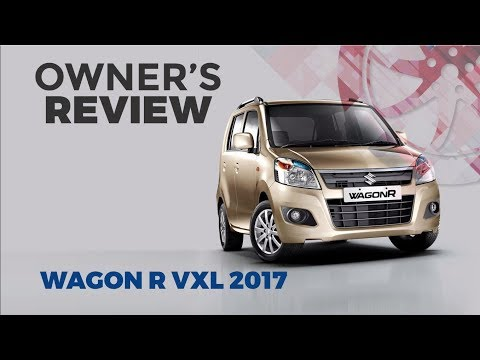 Suzuki Wagon R VXL - Owner's Review