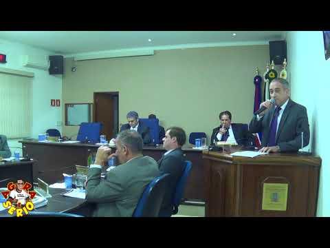 Tribuna Vereador Marciano dia 29 de Agosto 2018