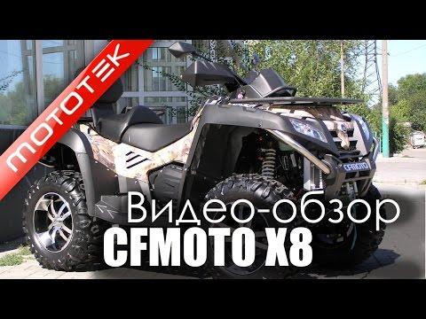 Продажа CF Moto CFORCE 800 MAX XT X8