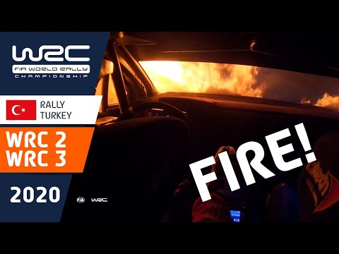 WRC2/WRC3 ラリー・イタリア・サルディニア プレビュー動画