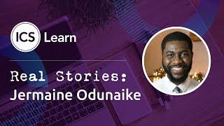 Jermaine Odunaike - CIPD Student   ICS Learn