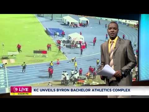 KC unveils Byron Bachelor Athletics Complex