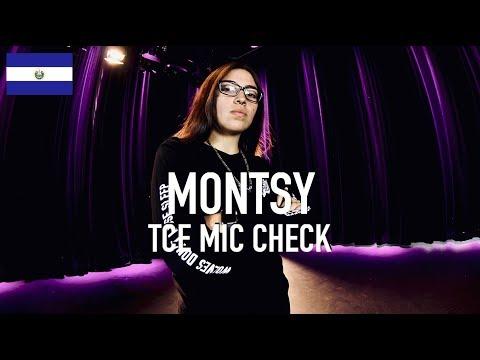 Montsy - Por Siempre [ TCE Mic Check ]