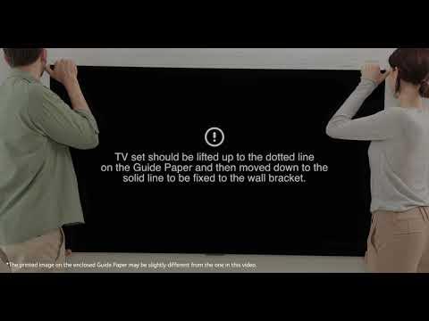 LG Television OLED55GX6LA - Black Video 3